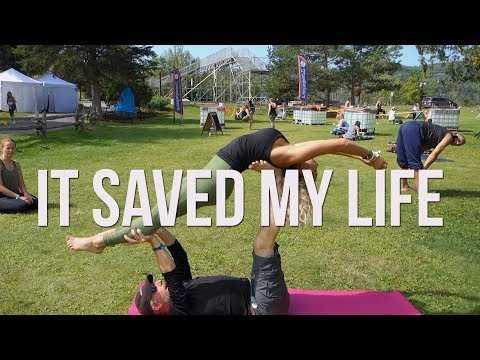 IT SAVED MY LIFE | ANXIETY TALK