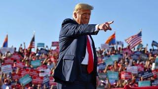 """Trump über Corona: """"Ich habe mich wie Superman gefühlt"""""""