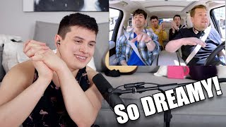 Vocal Coach Reacts to Jonas Brothers Carpool Karaoke