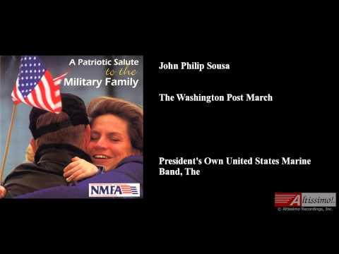 John Philip Sousa, The Washington Post March