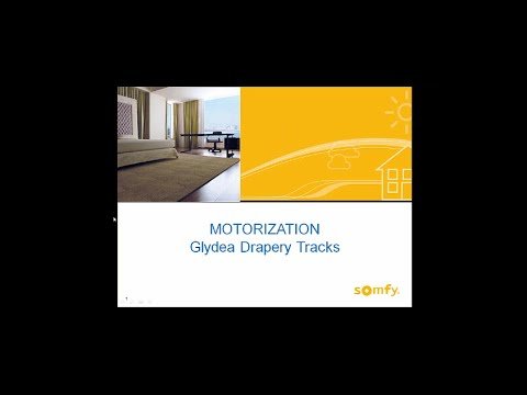 Motorization with Orion + Somfy