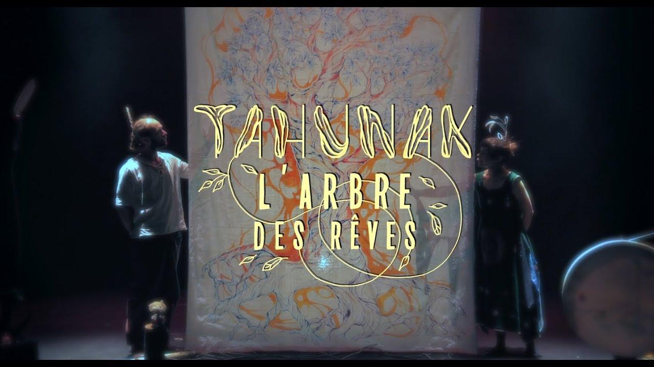 Tahunak, L'Arbre des Rêves, spectacle jeune public par Adag'nan