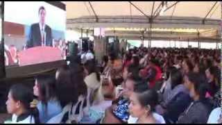 EVM Pagsamba at Lingap in Laur Nueva Ecija