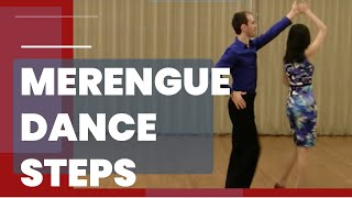 Merengue Dance Steps For beginners - Online Dance Lessons.wmv