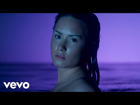preview Demi Lovato - Neon Lights from youtube