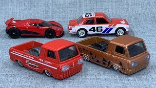 Why is the Hot Wheels Ford Econoline such a Pegwarmer? (Could it be the next Datsun 510?)