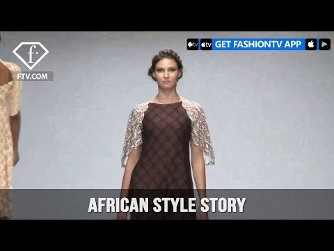 South Africa Fashion Week Fall/Winter 2018 - African Style Story   FashionTV