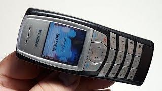 Nokia 6610i. Восстановления ретро телефона. Вторая жизнь телефона
