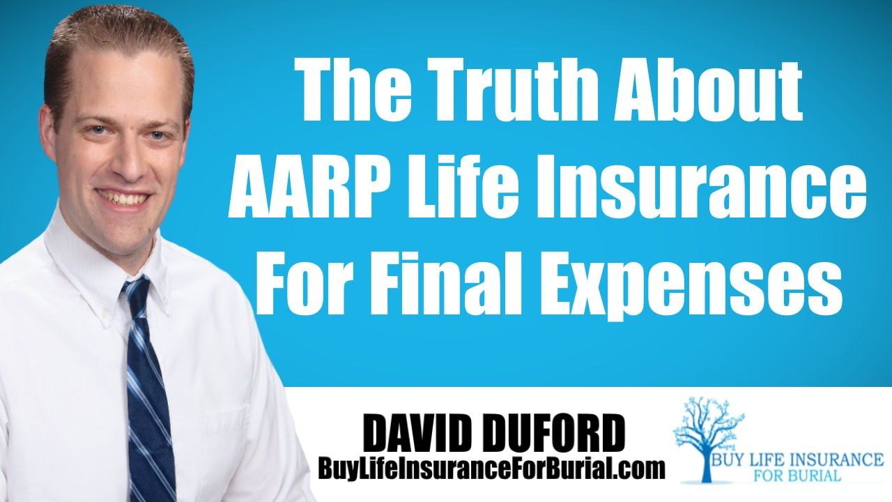 Aarp Life Insurance Quotes Aarp Life Insurance  The Truth  Youtube