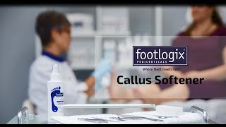 How to use Callus Softener and File in Professional Pedicures