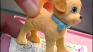 2010 Barbie Potty Training Pups and Doll Commercial