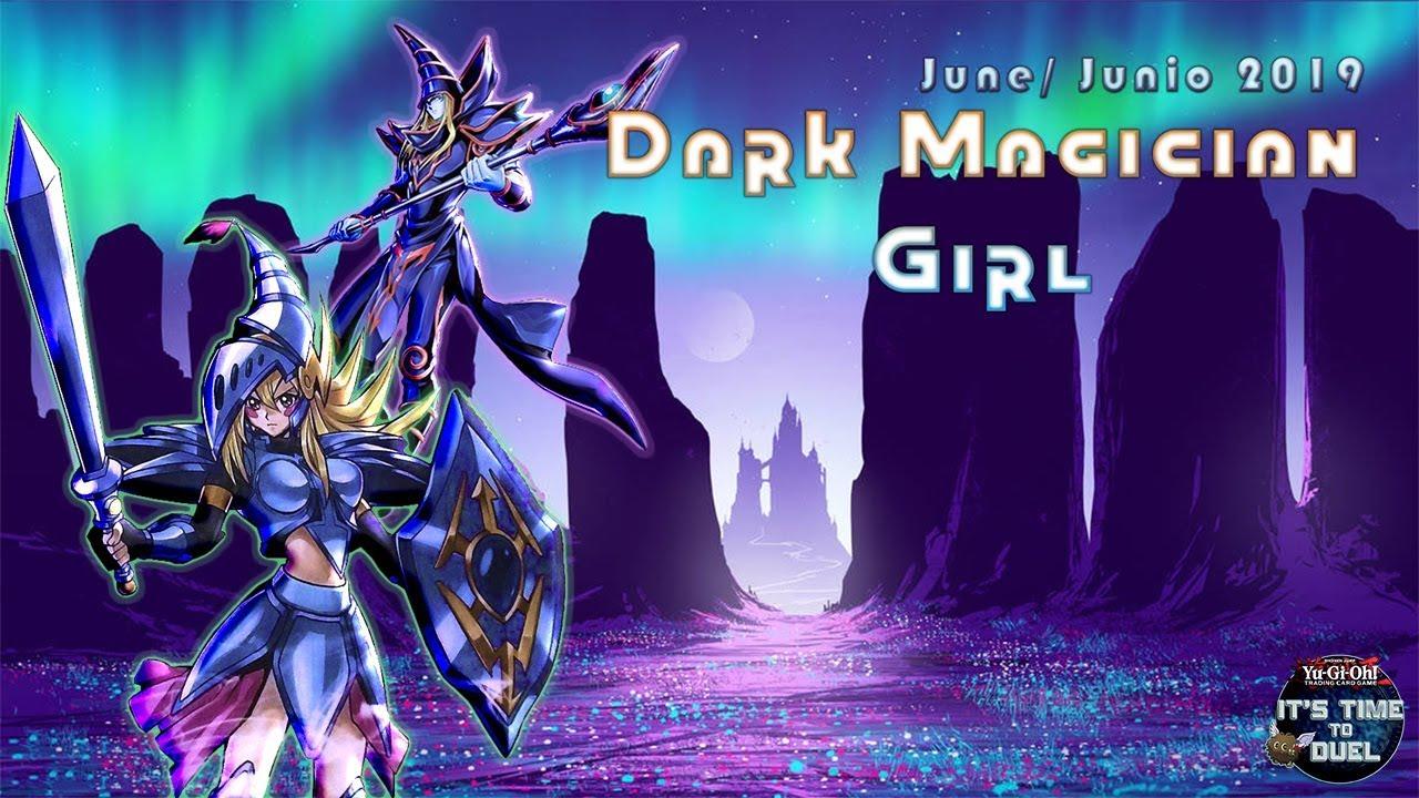 Dark Magician Girl Deck June Junio 2019 Peticiones De Subs