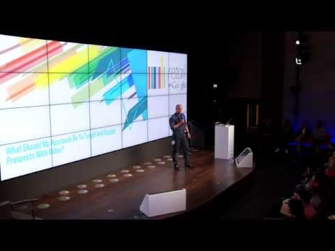 Retail@Google 2015: Act Now Pt.1 - Industry, Consumer, Media - James King & Google Product Experts