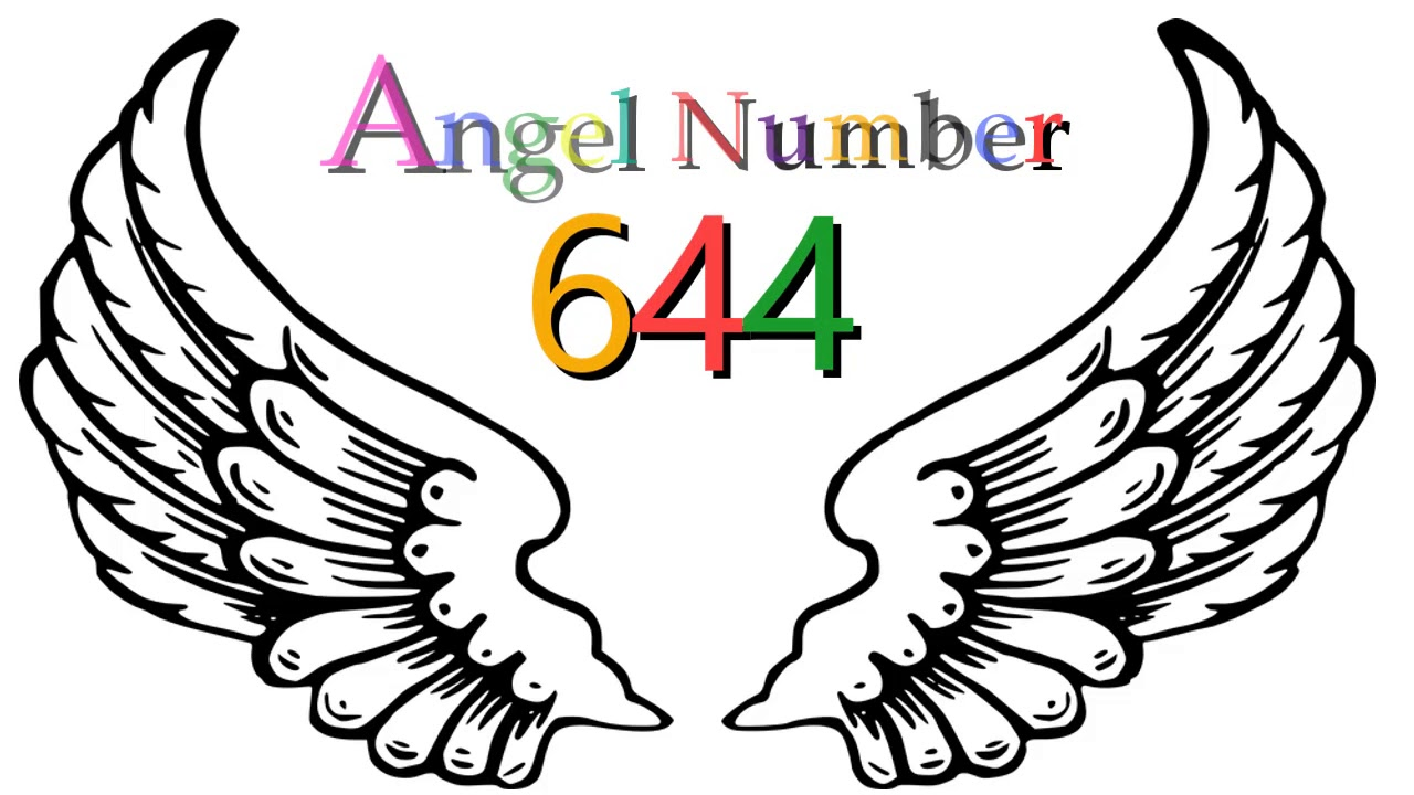Download 644 angel number | Meanings & Symbolism