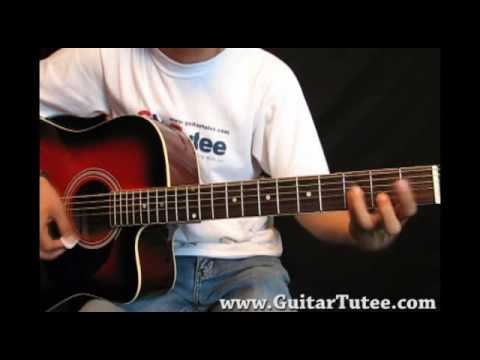 David Cook - Avalanche, by www.GuitarTutee.com - YouTube