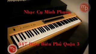 Tìm Lại Giấc Mơ - Demo Piano Roland F-30