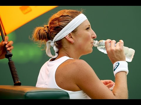 2016 Miami Open Day 8 Quarterfinals WTA Highlights