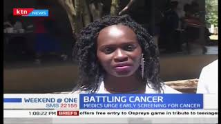 Battling cancer: Medics urge early screening for cancer