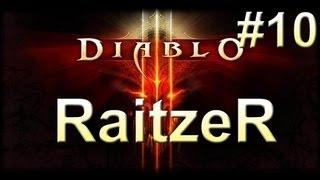 Diablo 3 Lets Play - Barbarian - Osa 10 - 1 Actin Loppu