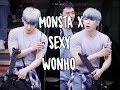 Download Monsta X's Wonho Sexy Moments