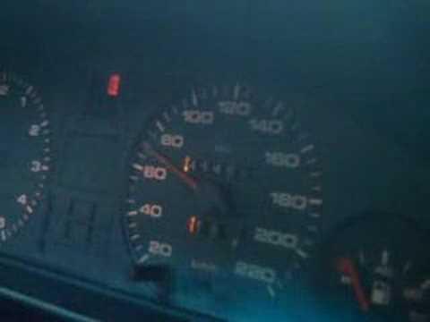 Audi 100 2.5 TDI (c3) Acceleration