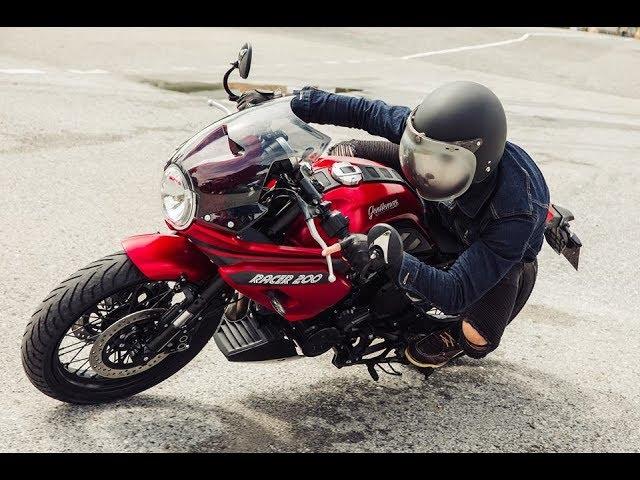 GPX - Gentleman Racer 200