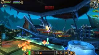 WoW Raid Boss 101 - Solo ICC Gunship Battle !!