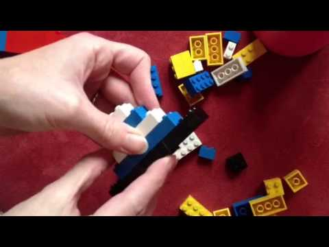 lego bauanleitung roboter auf r dern bauen youtube. Black Bedroom Furniture Sets. Home Design Ideas