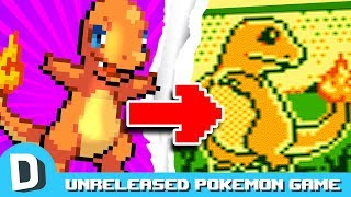 We Play the Unreleased Pokemon Game (Pokemon GR)