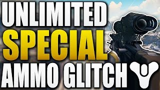 Destiny - UNLIMITED AMMO GLITCH !! (Destiny Glitches)