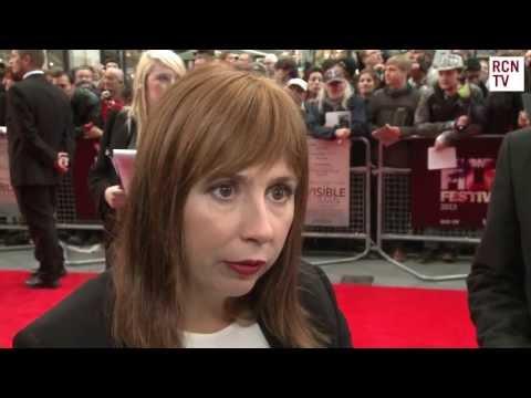 Abi Morgan Interview The Invisible Woman Premiere