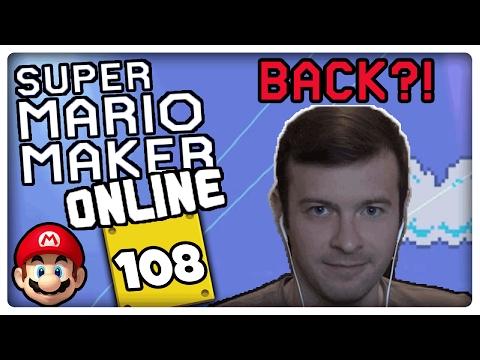 SUPER MARIO MAKER ONLINE Part 108: Ich hatte mal wieder Lust drauf!