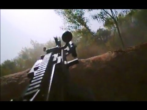 CLOSE RANGE FIREFIGHT WITH TALIBAN VISIBLE | FUNKER530