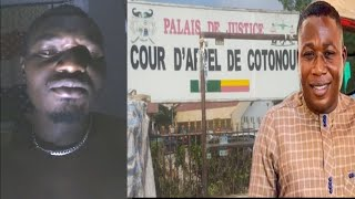 WATCH HOW SAHEEDIRE REACTS AS BENIN REPUBLIC COURT DETAIN ON SUNDAY IGBOHO FOR MORE INVESTIGATION