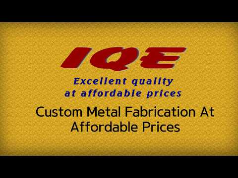 Die Casting, Investment Casting, metal Forging & Stamping, IQE