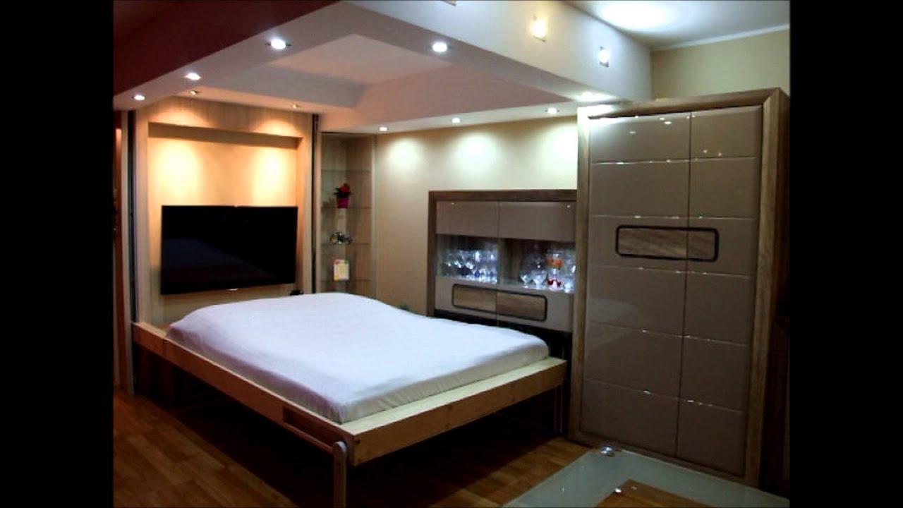 łóżko Chowane W Suficie Skybed