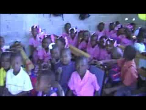In the Life of a Haitian School Child - Eglise Bon Berguer