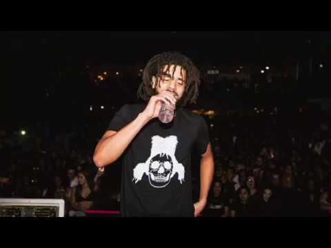J.Cole - Lights Please lyric video