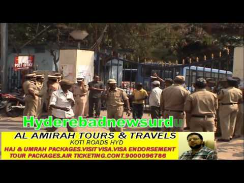 Asad Owaisi Arrested And Released On Bail in Assault Case