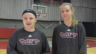 MIT Women's Basketball Defeats Wellesley, 68-39! thumbnail