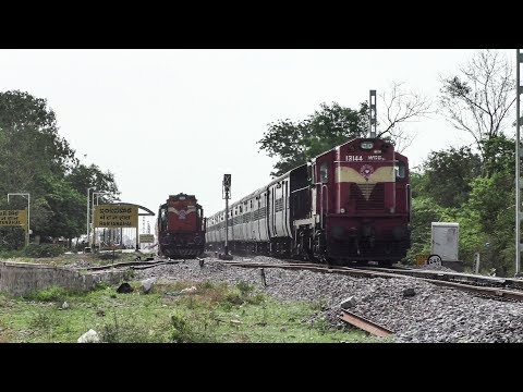 Diesels Heaven | Bellary line | Freight corridor | EMDs heaven - Indian railways
