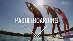 Zitron skúsil paddleboarding a bolo to super ;)