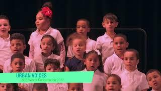 Urban Voices Concert - SLE Winter 2017