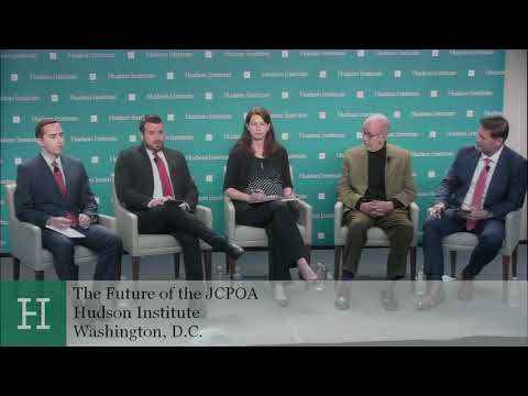 The Future of the JCPOA: Implications for the U.S., Its Allies, and Adversaries