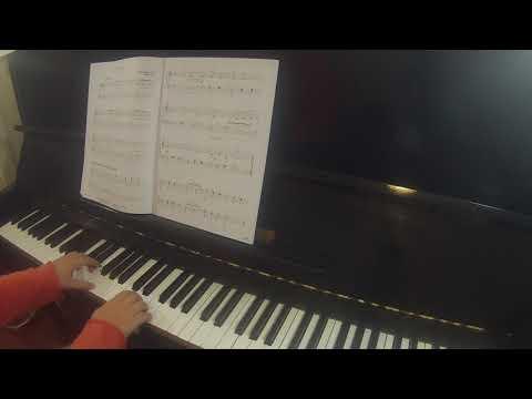 Minuet op 14 no 1 by Ignacy Paderewski     Adult Piano Adventures Classics book 1