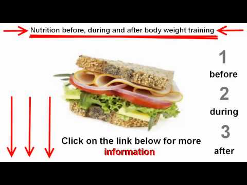 nutrition-before,-during-and-after-body-weight-training