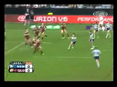 Why Paul Gallen Should Not Be In The NSW Team