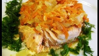 Рыба тилапия запеченная в духовке. Как приготовить рыбу Тилапия, Горбуша.