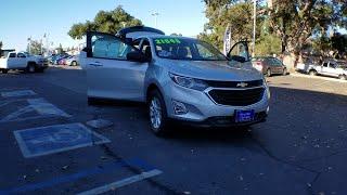 2019 Chevrolet Equinox Westlake, Simi Valley, Newbury Park, Camarillo, Thousand Oaks, CA 88006SL