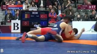 Freestyle Wrestling Highlight - Wrestling TV